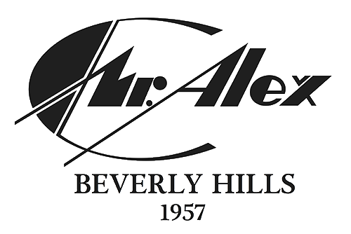 Mr. Alex Beverly Hills - Logo