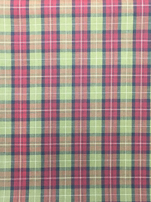 Vintage Cotton Fabric For Custom Shirts At Mr Alex Beverly Hills